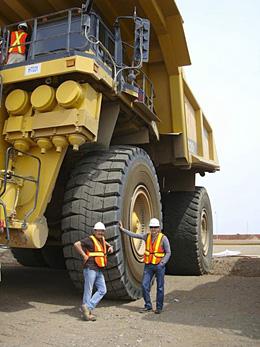 Mining experience, Tajikistan